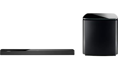 Bose »Soundbar 700 + Bass Module 700« Soundbar (Bluetooth, WLAN (WiFi)) kaufen