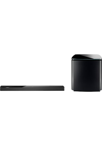 Bose »Soundbar 700 + Bass Module 700« Soundbar (Bluetooth, WLAN (WiFi)) kaufen