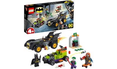 LEGO® Konstruktionsspielsteine »Batman™ vs. Joker™: Verfolgungsjagd im Batmobil... kaufen