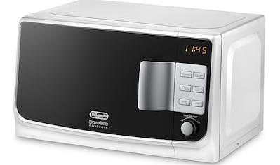De'Longhi Mikrowelle »MW 20G«, Grill, 1155 W kaufen