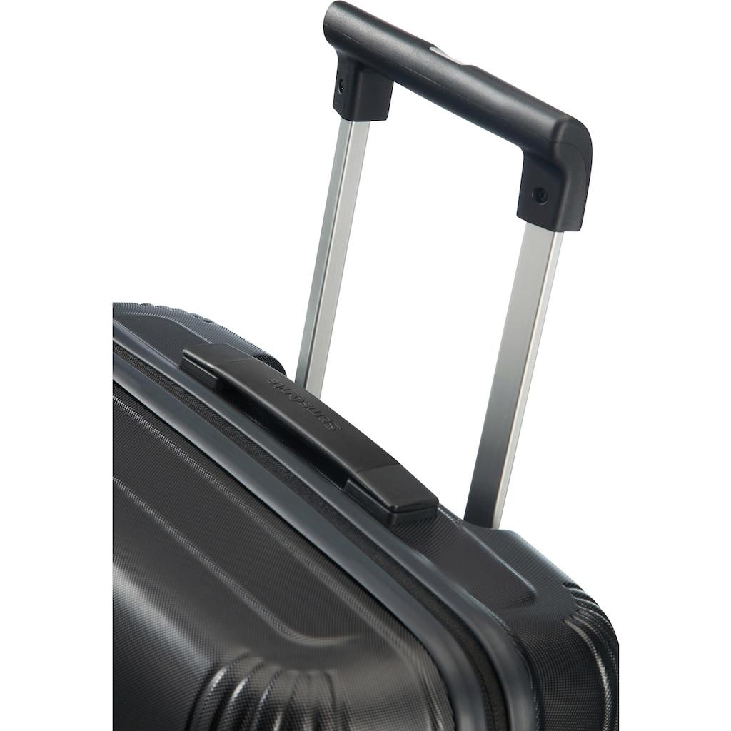 Samsonite Hartschalen-Trolley »Orfeo, 55 cm, ink black«, 4 Rollen