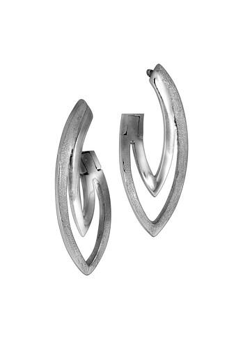 Vivance Klappcreolen »925/ -  Sterling Silber rhodiniert« kaufen