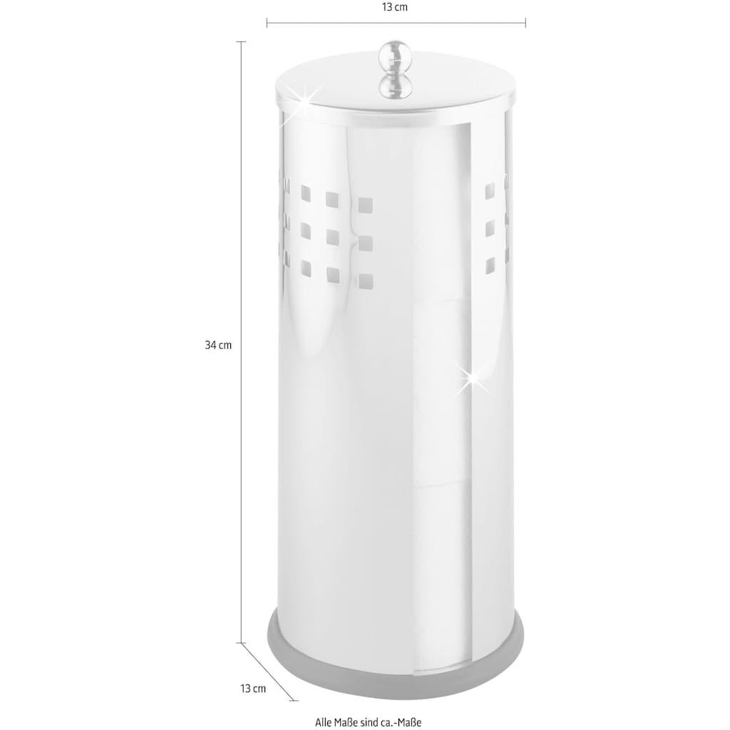 WENKO Toiletten-Ersatzrollenhalter »Ancona«, Edelstahl, rostfrei