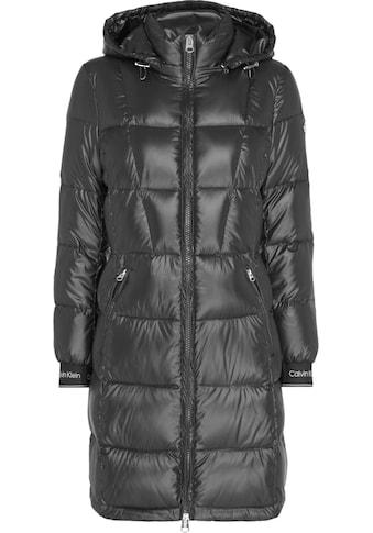 Calvin Klein Daunenmantel »LOFTY DOWN LONG COAT« kaufen