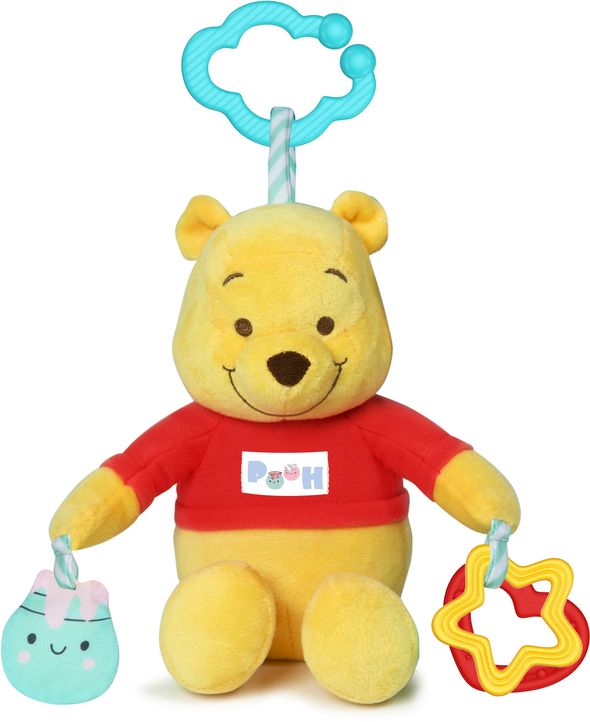 """Clementoni Plüschfigur """"Winnie the Pooh Aktivitäts-Plüsch"""" Kindermode/Spielzeug/Kuschel- & Plüschtiere/Plüschtiere"""