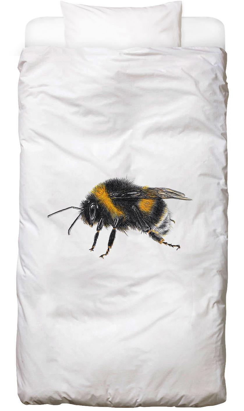 Bettwäsche Bumblebee 02 Juniqe