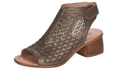 Remonte Sandalette, mit modischer Perforation kaufen