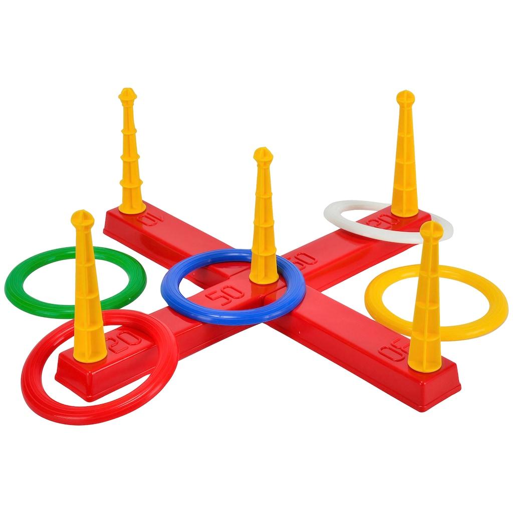 SIMBA Spielzeug-Gartenset »Ringwurfspiel Kreuz«