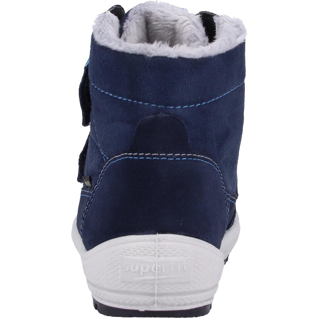 Superfit Stiefel »Veloursleder/Textil«