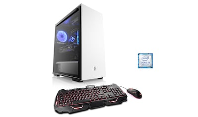 CSL »HydroX T9181 Wasserkühlung« Gaming - PC (Intel, Core i9, RTX 2070, Wasserkühlung) kaufen