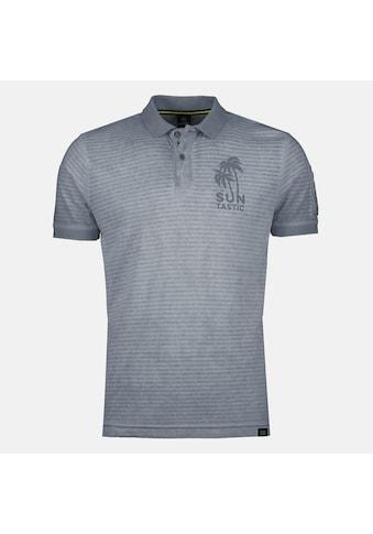 LERROS Poloshirt, in verwaschener Streifenoptik auf wertiger Baumwollqualität kaufen