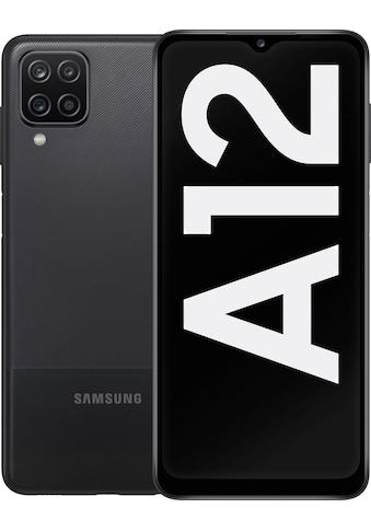"""Samsung Smartphone »Galaxy A12«, (16,55 cm/6,5 """" 64 GB Speicherplatz, 48 MP Kamera) kaufen"""
