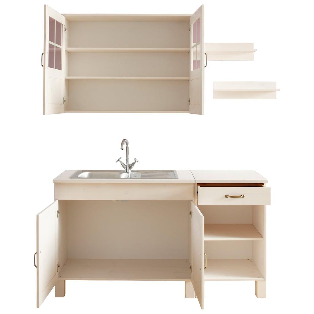 Home affaire Küchen-Set »Alby«, ohne E-Geräte, Breite 150 cm