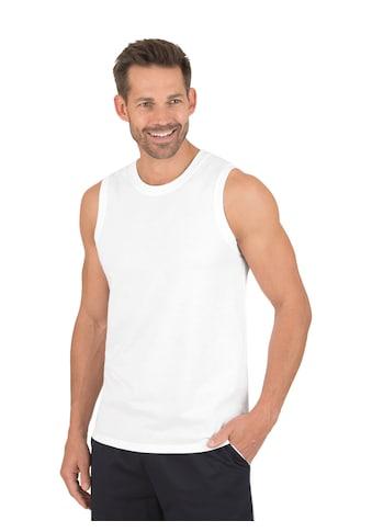 Trigema Trägershirt aus Single-Jersey kaufen