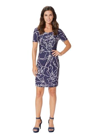 Lady Jersey - Kleid in Wickel - Optik kaufen