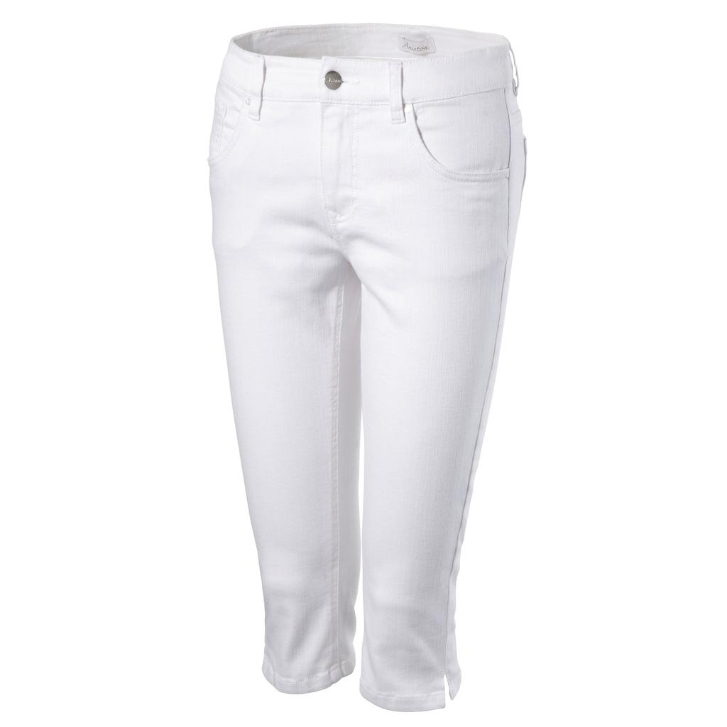 Aniston CASUAL Caprijeans, in trendigem Pastell