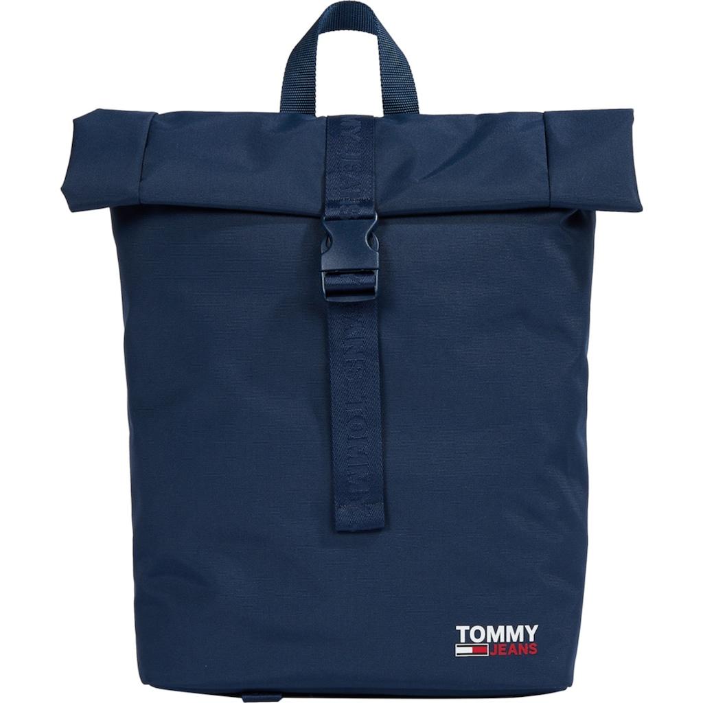 Tommy Jeans Cityrucksack »Campus Roll«, in schickem Design