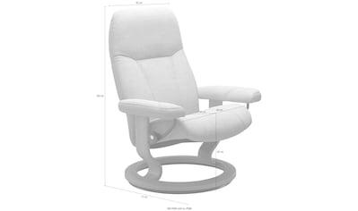 Stressless® Relaxsessel »Consul«, mit Classic Base, Größe L, Gestell Whitewash kaufen