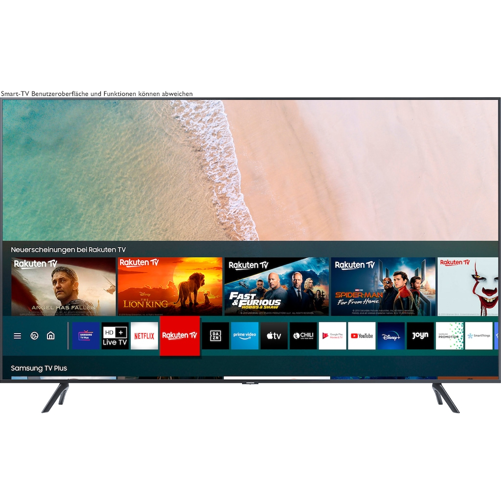 "Samsung LED-Fernseher »GU75TU7199U«, 189 cm/75 "", 4K Ultra HD, Smart-TV, Crystal UHD"