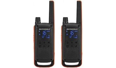 Motorola Funkgerät »Funkgerät TALKABOUT T82« kaufen