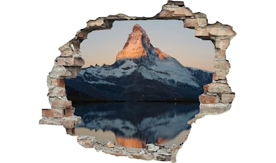 queence Wandtattoo »Matterhorn« kaufen