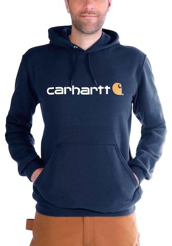 Carhartt Kapuzensweatshirt »SIGNATURE«, Herren-Hoodie mit Loose Fit kaufen