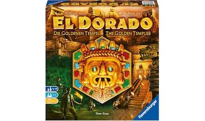 Ravensburger Spiel »Die Tempel von El Dorado«, Made in Europe, FSC® - schützt Wald - weltweit kaufen