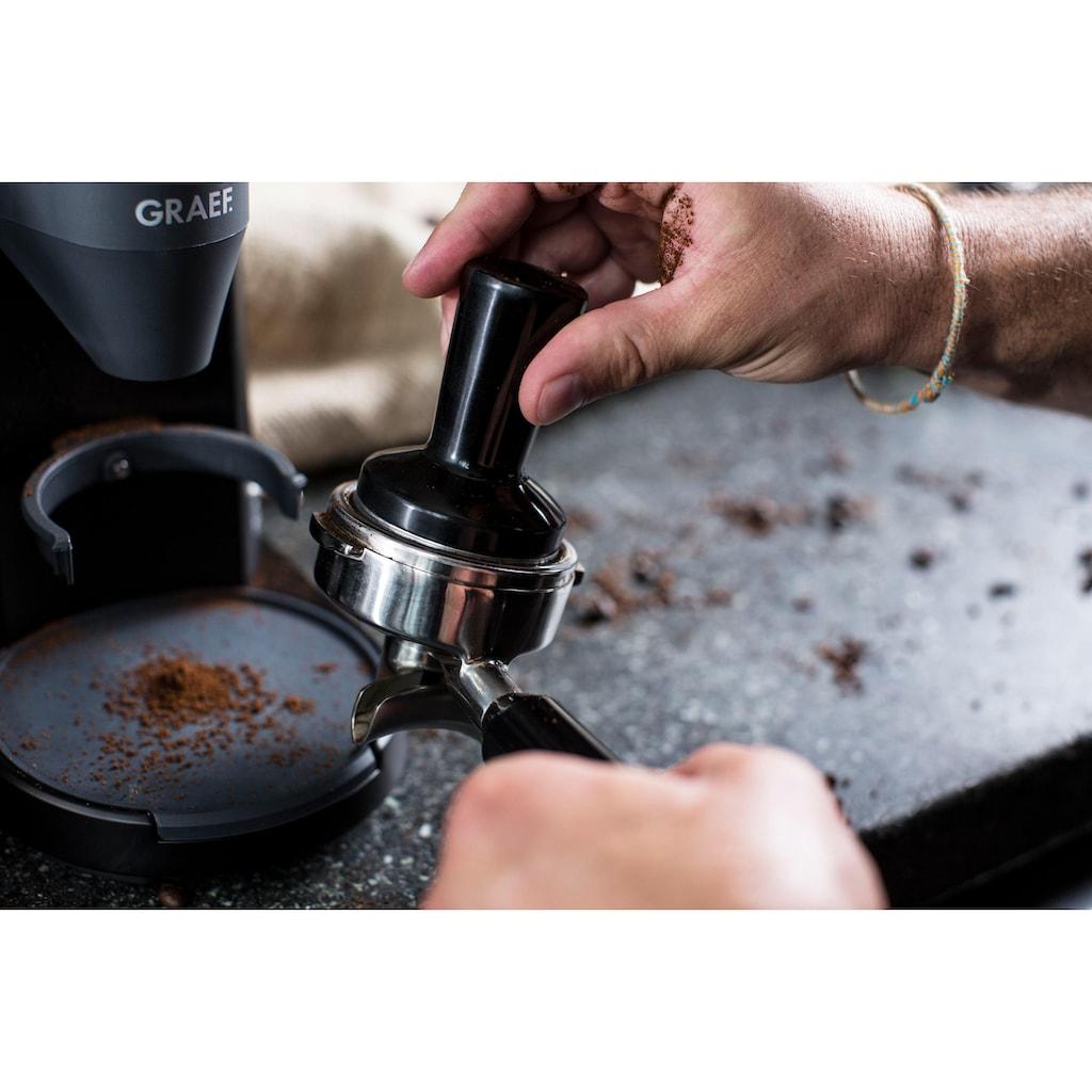 Graef Kaffeemühle »CM 802«, mit 40 Mahlgradeinstellungen