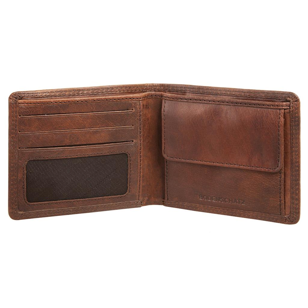 BODENSCHATZ Geldbörse »PERUGIA«, Fotofach