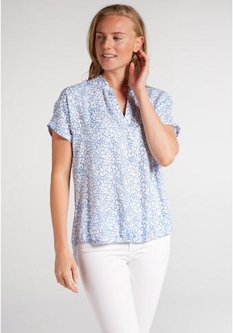 Eterna Kurzarmbluse »MODERN CLASSIC«, Halbarm-Blusenshirt kaufen