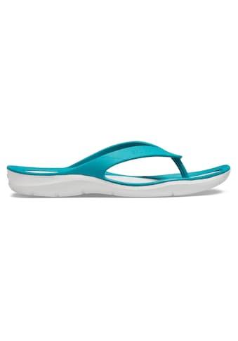 Crocs Zehentrenner »Swiftwater Flip« kaufen
