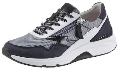Gabor Rollingsoft Keilsneaker, im sportivem Materialmix kaufen