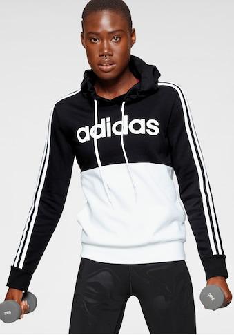 adidas Performance Kapuzensweatshirt »WOMEN ESSENTIAL CLUB FLEECE HOODIE« kaufen