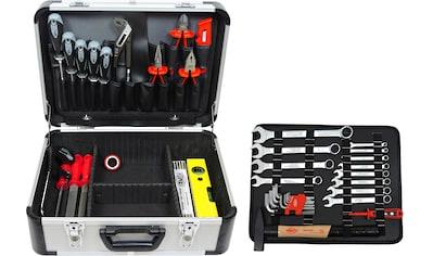 FAMEX Werkzeugset »729-94«, (Set, 48 St.), im Werkzeugkoffer kaufen