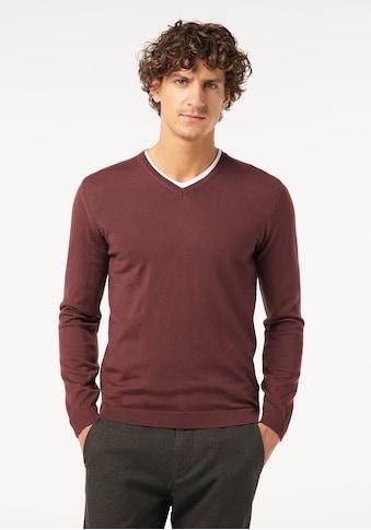 Pierre Cardin V - Ausschnitt - Pullover »Voyage« kaufen