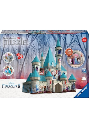 Ravensburger 3D-Puzzle »Disney Frozen II- Schloss«, Made in Europe, FSC® - schützt Wald - weltweit kaufen