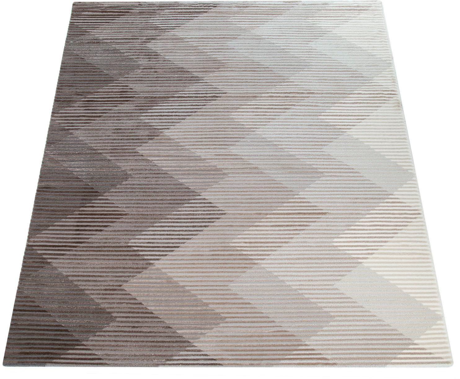 Teppich Theresa 027 Paco Home rechteckig Höhe 17 mm maschinell gewebt
