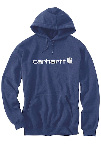Carhartt Kapuzensweatshirt »SIGNATURE LOGO SWEATSHIRT« kaufen