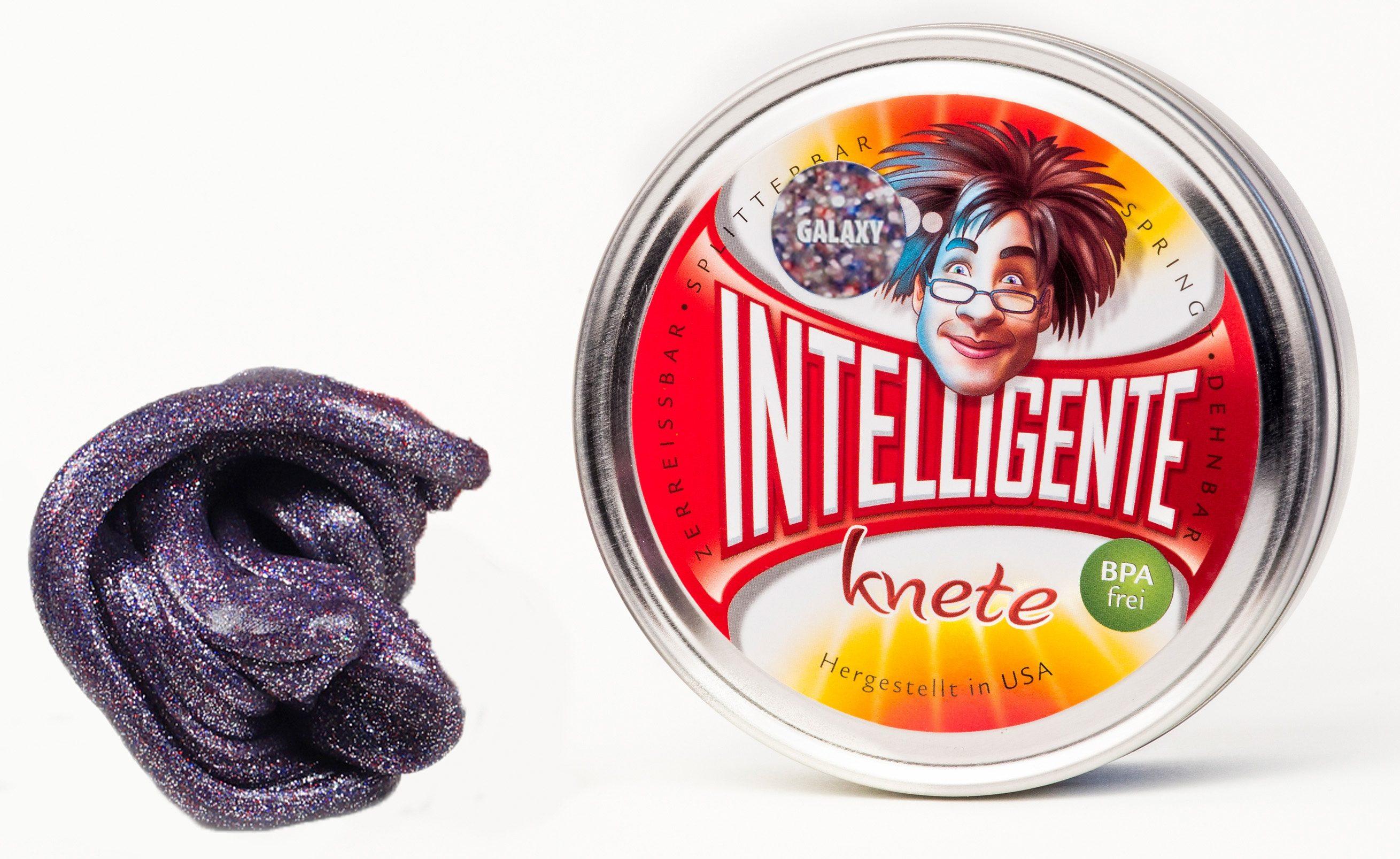 Intelligente Knete Knetgummi Glitzer Preisvergleich