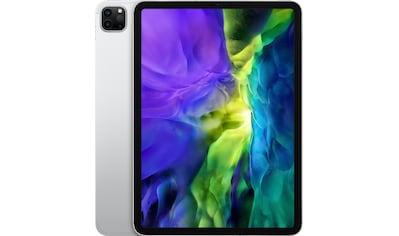 Apple Tablet »iPad Pro 11.0 (2020) - 256 GB Cellular«, Kompatibel mit Apple Pencil 2 kaufen
