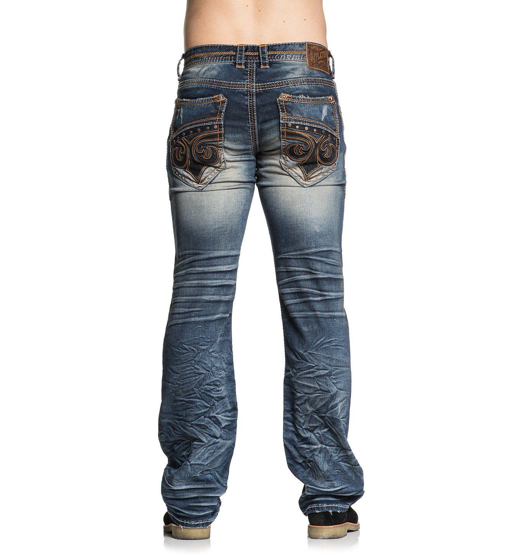 großer rabatt von 2019 Sportschuhe bestbewerteter Beamter affliction Sonstige Jeans für Herren online kaufen ...