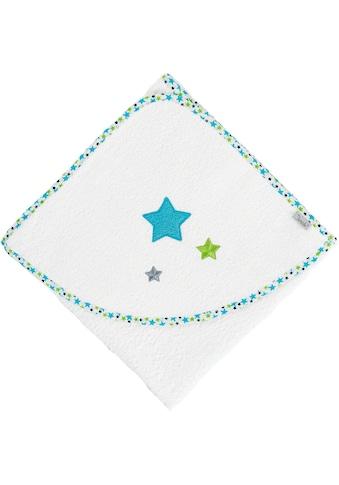 Sterntaler® Kapuzenhandtuch »Esel Erik«, (1 St.), mit Sternen kaufen
