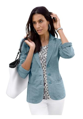 Classic Inspirationen Jersey - Blazer mit Revers - Kragen kaufen