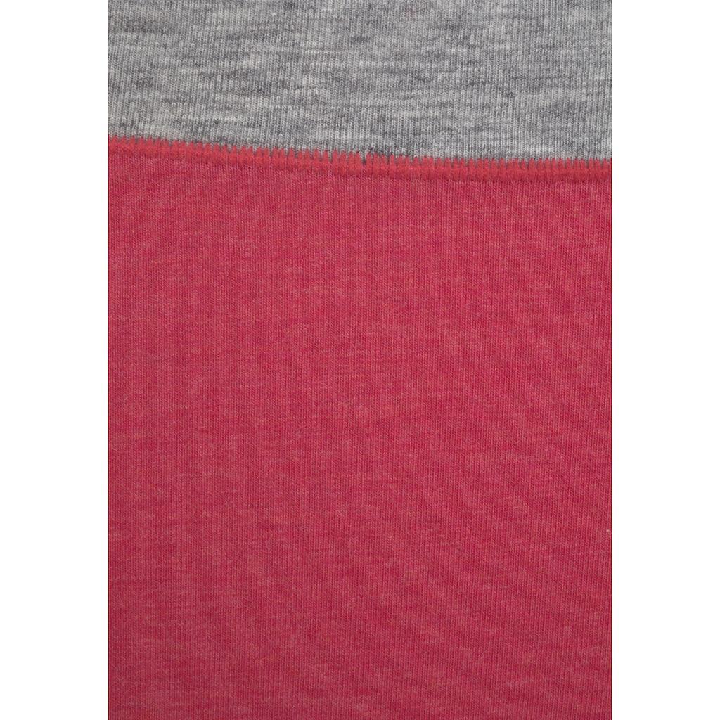 Bench. Panty, (3 St.), mit weichem Bündchen und Logodruck