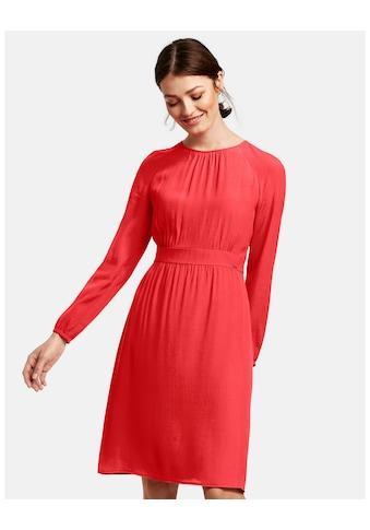 Taifun Kleid Langarm kurz »Partykleid mit ausgestelltem Rockteil« kaufen