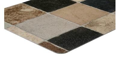Andiamo Vinylboden »PVC Smart«, verschiedene Breiten, Meterware, Fliesen-Optik kaufen