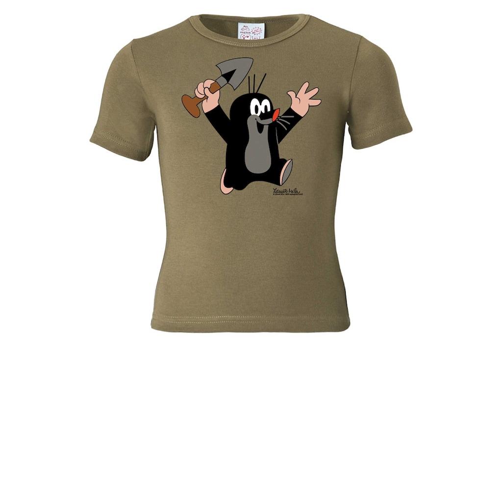 LOGOSHIRT T-Shirt mit lizenzierten Originaldesign