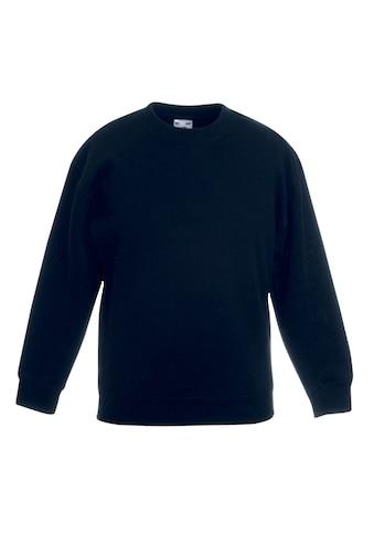 Fruit of the Loom Rundhalspullover »Kinder Unisex Pullover Premium 70/30 (2 Stück/Packung)« kaufen