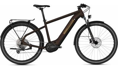 Ghost E-Bike »E-Square Trekking Advanced Y AL U«, 11 Gang, Shimano, Alivio RD-M3100, Mittelmotor 250 W kaufen