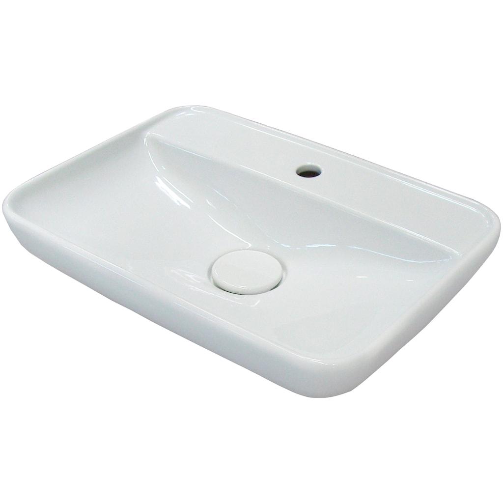 FACKELMANN Aufsatzwaschbecken »Hype«, ohne Überlauf